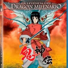 'La Leyenda del Dragón Milenario' (Onigamiden) en Blu-ray el 5 de diciembre