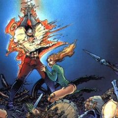 'Lanfeust de Troy': una parodia muy seria de espadas y brujería