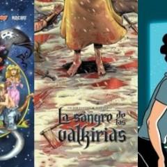 Planeta anuncia un montón de novedades en su línea dedicada al cómic español