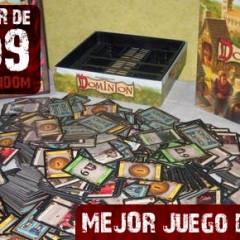 'Dominion', mejor juego de mesa y estrategia de 2009
