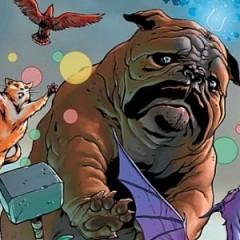 'Lockjaw and the Pet Avengers' Llegó la hora de las mascotas (NYCC '09)
