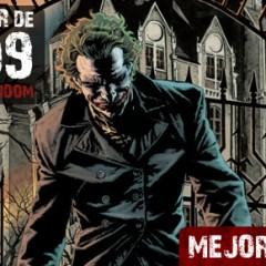 'Joker', 'Las serpientes ciegas' e 'Inside Moebius', Mejores Cómics de 2009