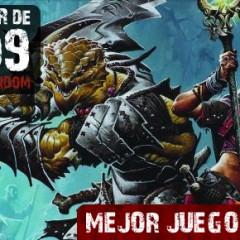 'Dungeons and Dragons', Mejor Juego de Rol de 2009