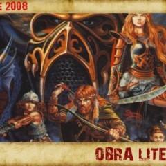 Lo Mejor de 2008: Literatura