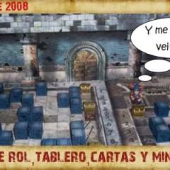 Lo mejor de 2008: Juegos de rol, tablero, cartas y miniaturas