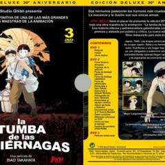 Jonu presenta la edición 20 aniversario de La Tumba de las Luciérnagas