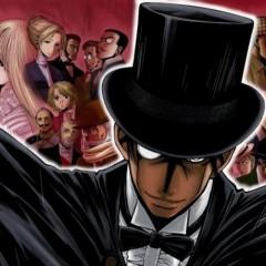 Lupin protagoniza un nuevo manga, obra de Takashi Morita