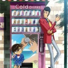 Lupin III y Conan Edogawa frente a frente