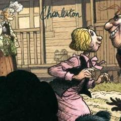 'Magasin général vol.7. Charlestón', viñetas costumbristas