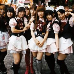 Glosario Nipón: Maid Cafe