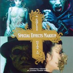 Guía sobre maquillaje de efectos especiales