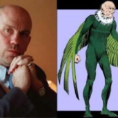 Confirmado: John Malkovich será El Buitre en 'Spiderman 4'
