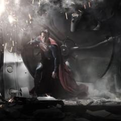 'Man of Steel', primer vistazo de Henry Cavill como Superman