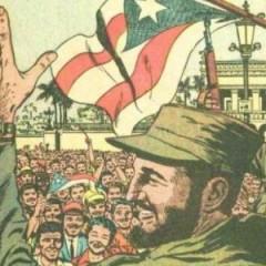 El hombre con barba. La Revolución Cubana según Stan Lee