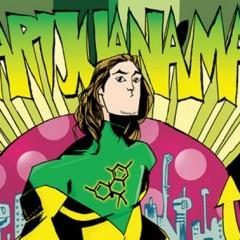 'Marijuanaman', el héroe psicotrópico creado por Ziggy Marley