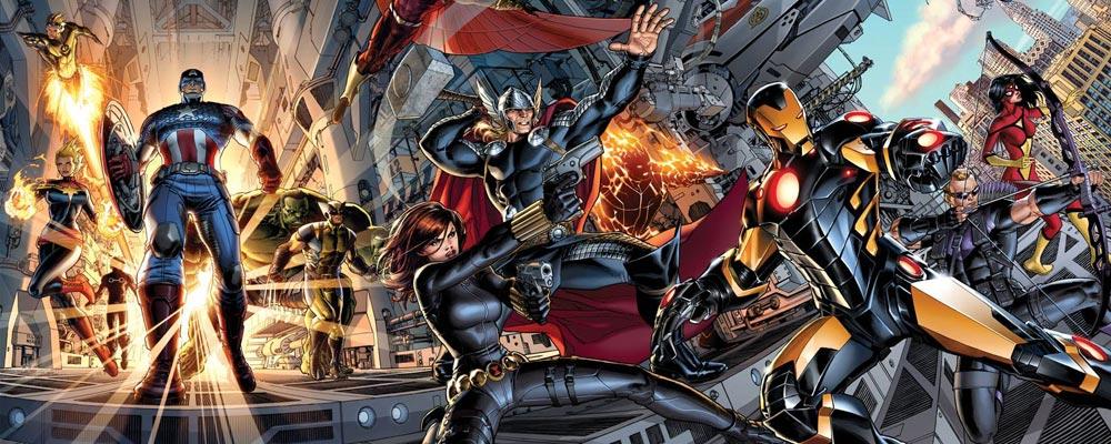 Marvel NOW!
