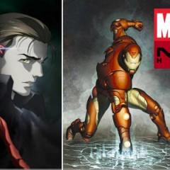 Madhouse realizará cuatro animes con los personajes de Marvel