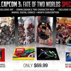 'Marvel vs. Capcom 3' edición coleccionista (actualizada con fecha de lanzamiento)