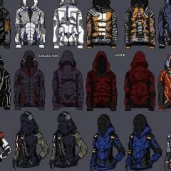 Sudaderas de 'Mass Effect', de la idea de un fan a la realidad