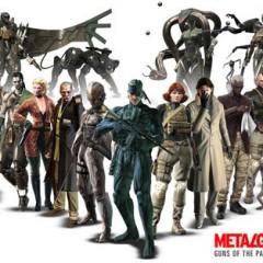 Metal Gear Solid 4: Guns of the Patriots, el regreso de… ¿Otacon?