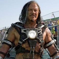 Primera imagen de Mickey Rourke como Whiplash en Iron Man 2