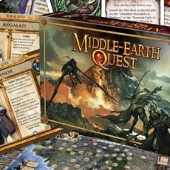Middle-Earth Quest: Nuevo juego de tablero sobre El Señor de los Anillos