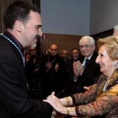 Miguelanxo Prado ingresa en la Real Academia Gallega de Bellas Artes