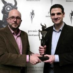 'La torre prohibida', de David Prieto y Ángel Gutierrez, gana el Premio Minotauro 2012