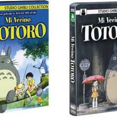 Filtradas las nuevas ediciones en DVD de 'Mi vecino Totoro'