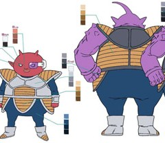Dragon Ball estrena saiyajins en su nuevo anime