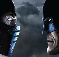 Mortal Kombat VS DC Universe: ¡El horror! ¡El horror!