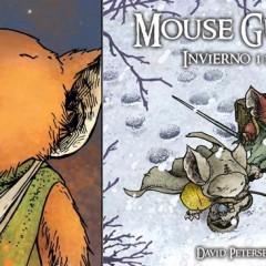 'Mouse Guard: Invierno 1152', valentía y honor ratonil