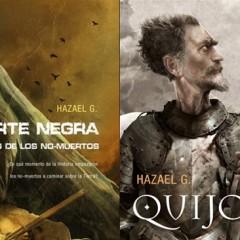 Presentación de 'La Muerte Negra' y  'Quijote Z'