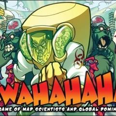Mwahahaha! El juego de los científicos malvados