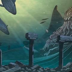Alan Moore prepara 'Neonomicon', un cómic basado en el universo de H. P. Lovecraft