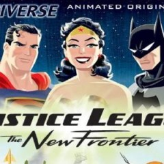 Justice League: New Frontier nominada a los Emmy