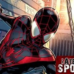 Marvel presenta a su nuevo Ultimate Spiderman