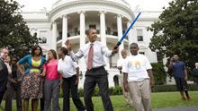 Obama mezcla Star Wars con Star Trek, pero lo arregla [Frikada de la Semana]