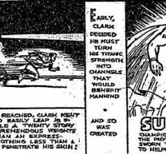 Warner pierde los derechos del origen de Superman