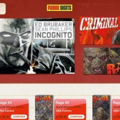 Nace Panini Digits, la tienda digital de Panini Comics