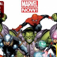 Panini 2013: Marvel NOW! en marzo y sin renumerar
