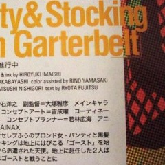 'Panty & Stocking with Garterbelt', nuevo anime del estudio Gainax