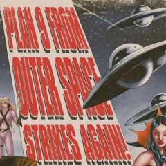 Un cómic continuará la historia de Plan 9 del Espacio Exterior