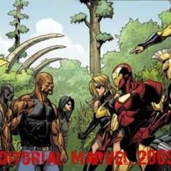 Análisis del plan editorial de la línea Marvel de Panini para 2009 (I)