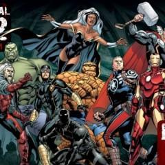 Vengadores y 'Miedo Encarnado', ejes del Plan editorial Panini/Marvel 2012 (I)