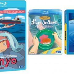 'Ponyo en el acantilado' en blu-ray el próximo 27 de enero