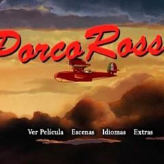 Imágenes del DVD de 'Porco Rosso' e información sobre el reemplazo de la edición de 'Nausicaä'