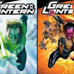 Cuatro razones para hacerte con el 'Green Lantern de Geoff Johns'