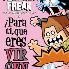 'Federik Freak: ¡Para ti, que eres virgen!', nuevo recopilatorio de este genial personaje de 'El Jueves'