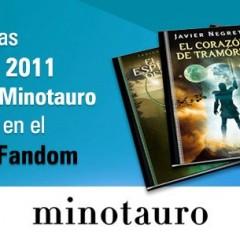 ¡Atentos aficionados a la fantasía épica y la literatura! Gana todas las novedades de Minotauro durante 2011 con el nuevo concurso del Club Zona Fandom